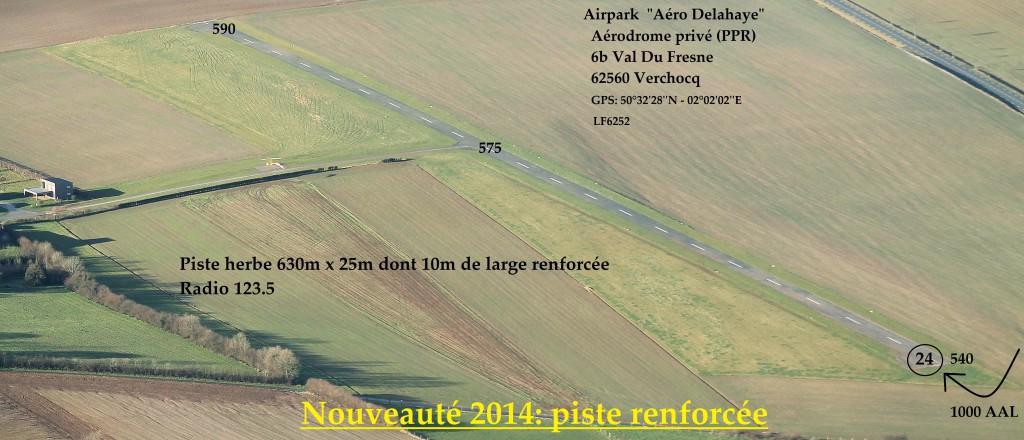 Aérodrome 2014
